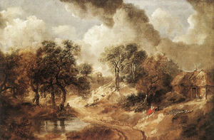 Thomas Gainsborough - 風景