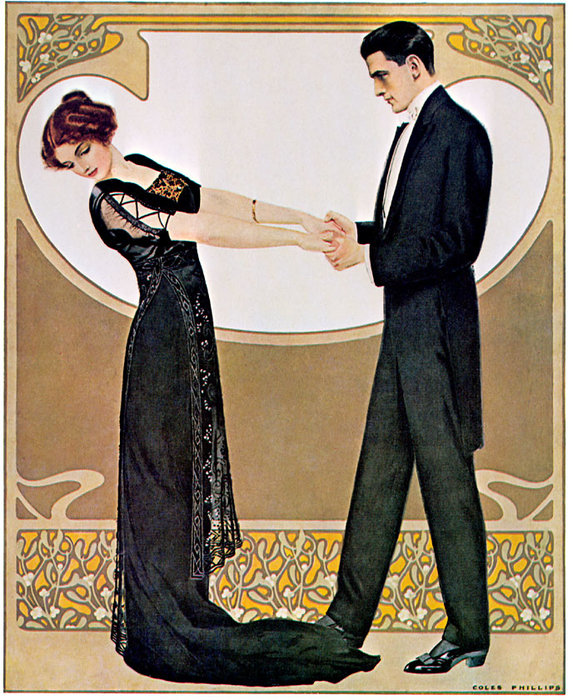 タイトルなし(307) バイ Coles Phillips (1880-1927, United States)
