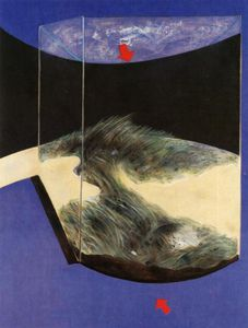 Francis Bacon - 風景,