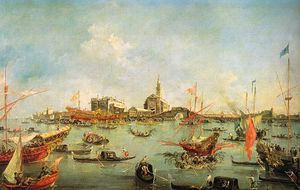 Francesco Lazzaro Guardi - 無題 (534)
