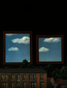 Rene Magritte - ザー 歩く の  愛好家
