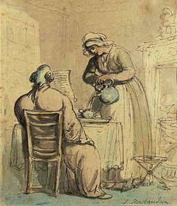 Thomas Rowlandson - ザー 学士
