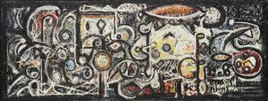Richard Pousette-Dart - フーガ番号