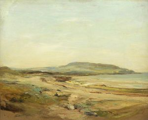 James Lawton Wingate - 晴天、machrihanish