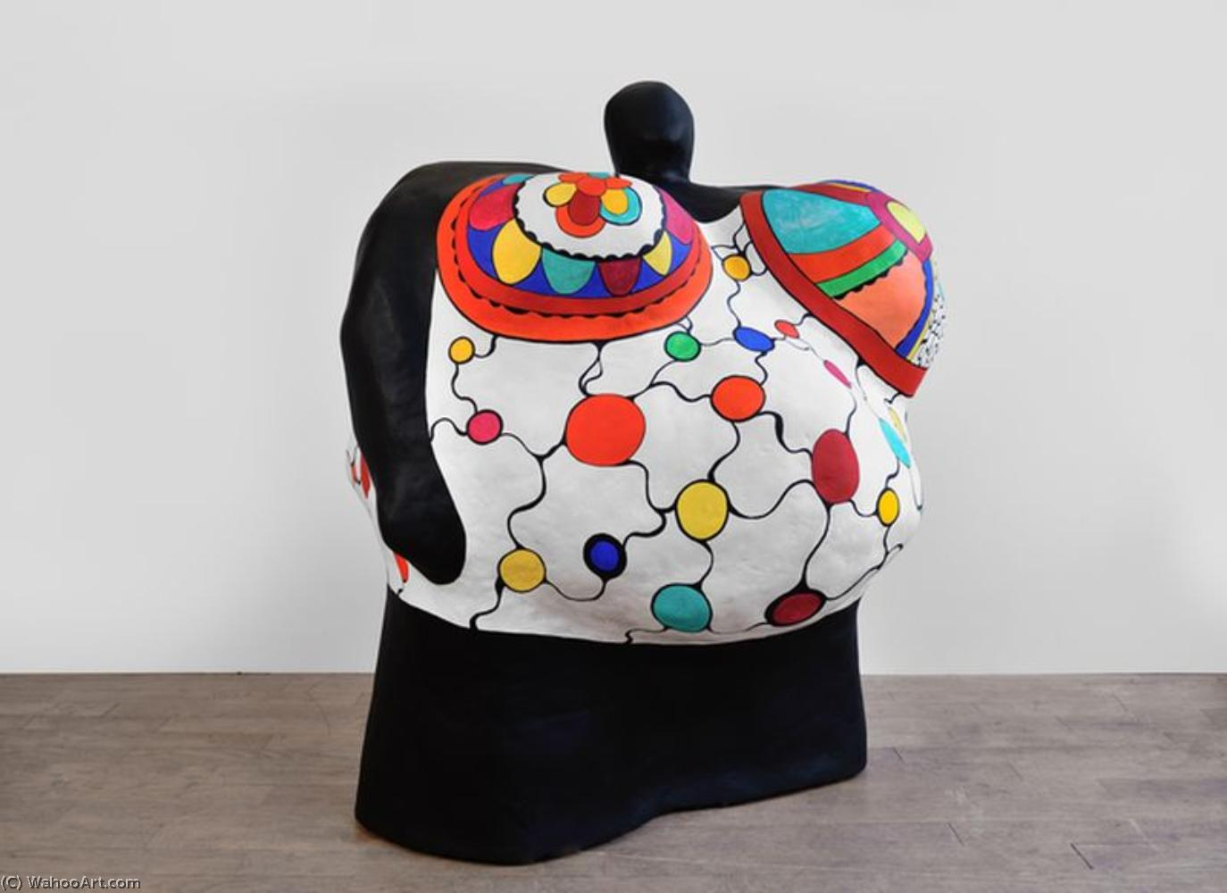 彫刻 バイ Niki De Saint Phalle (1930-2002, France)