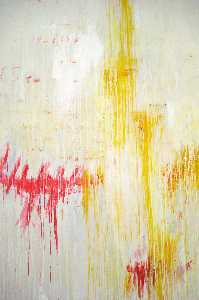 Cy Twombly - ザー 四つ 季節 -   夏  -   一部  二