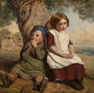 William Mulready The Younger - ザー 独占者