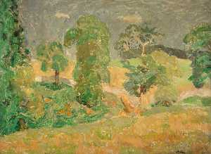 William George Gillies - 夏