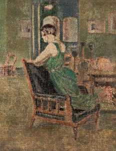 Harry Rutherford - ザー モデル , Sickert's クラス