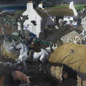 Alexander Goudie - -Leaving ザー Farm-