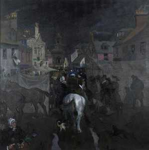 Alexander Goudie - -The 陽気な Lads-