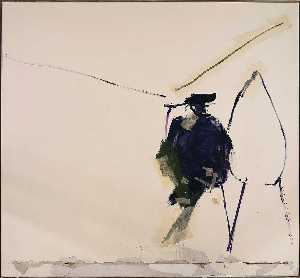 Robert Motherwell - 無題