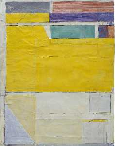 Richard Diebenkorn - 無題